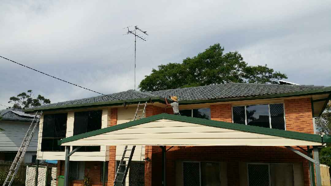 Gutter Replacement Capalaba Brisbane Ozroofworks