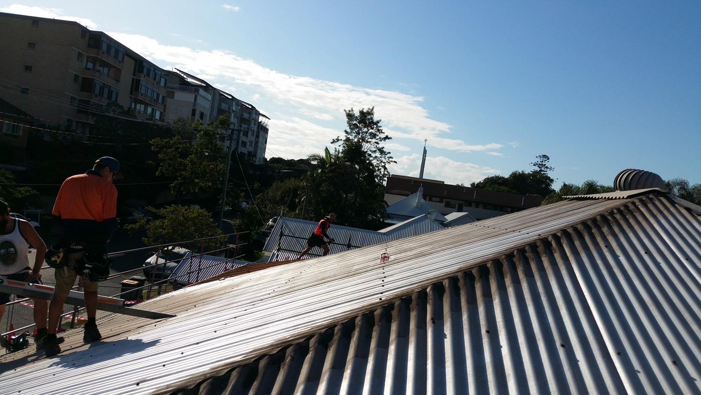 Metal Roofing Clayfield Brisbane Roofing Brisbane Roof