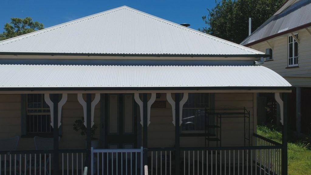 choosing metal roofing brisbane