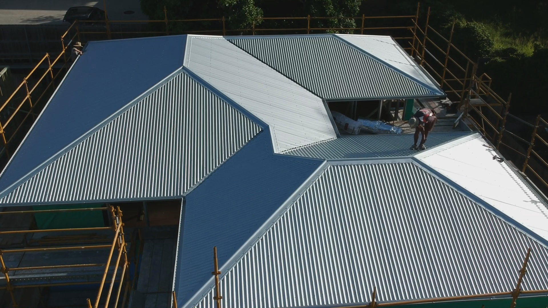 Metal Roofing Brisbane Ashgrove Roofing Contracters