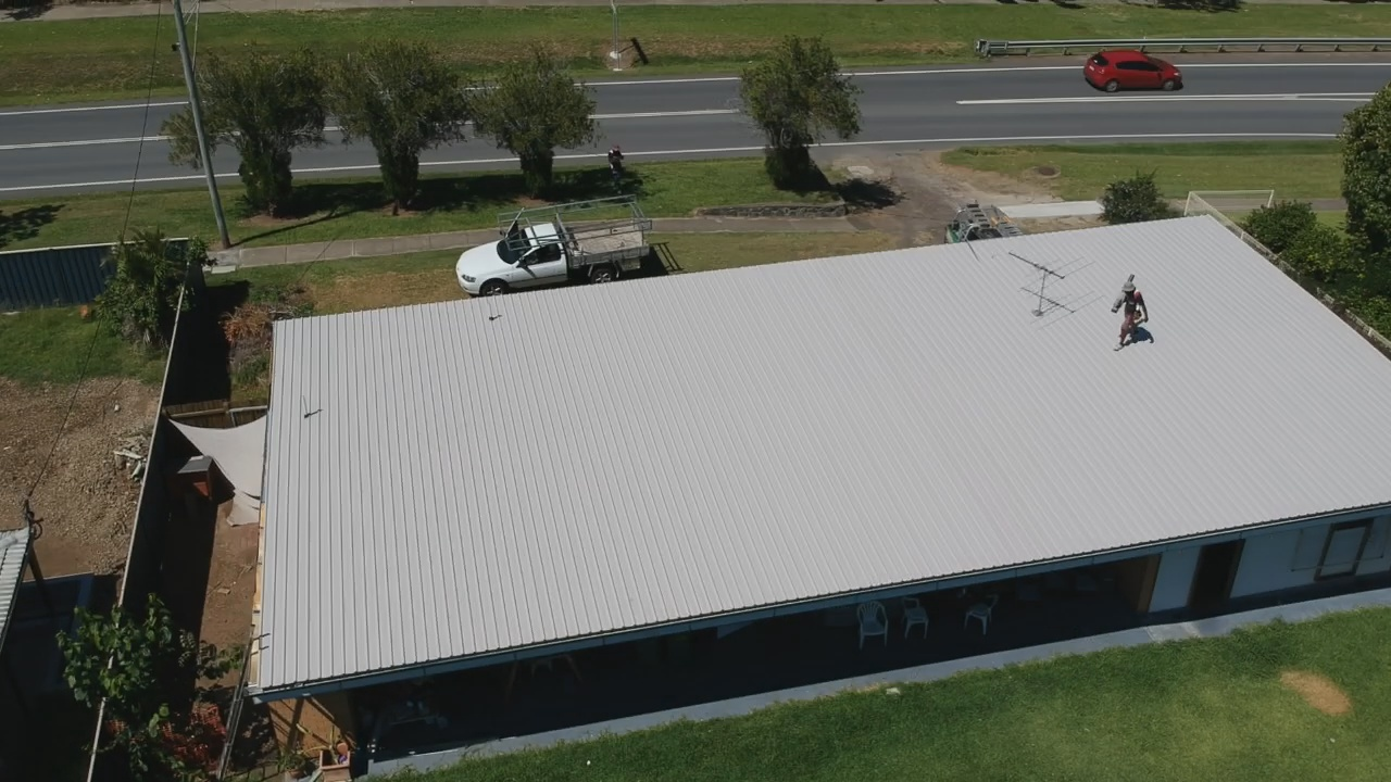 Roofing Redcliffe Roof Replacement Brisbane Metal