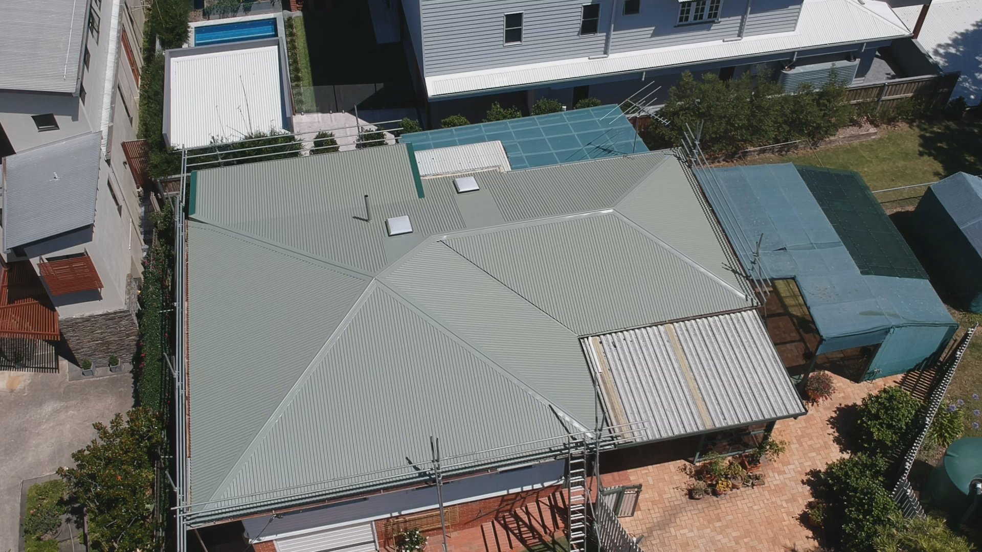 Metal Roofing Red Hill Brisbane Roofing Brisbane Roof