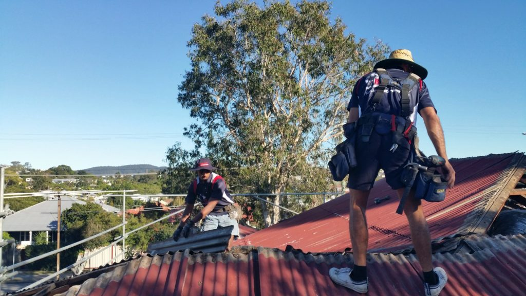 roof replacement cost brisbane