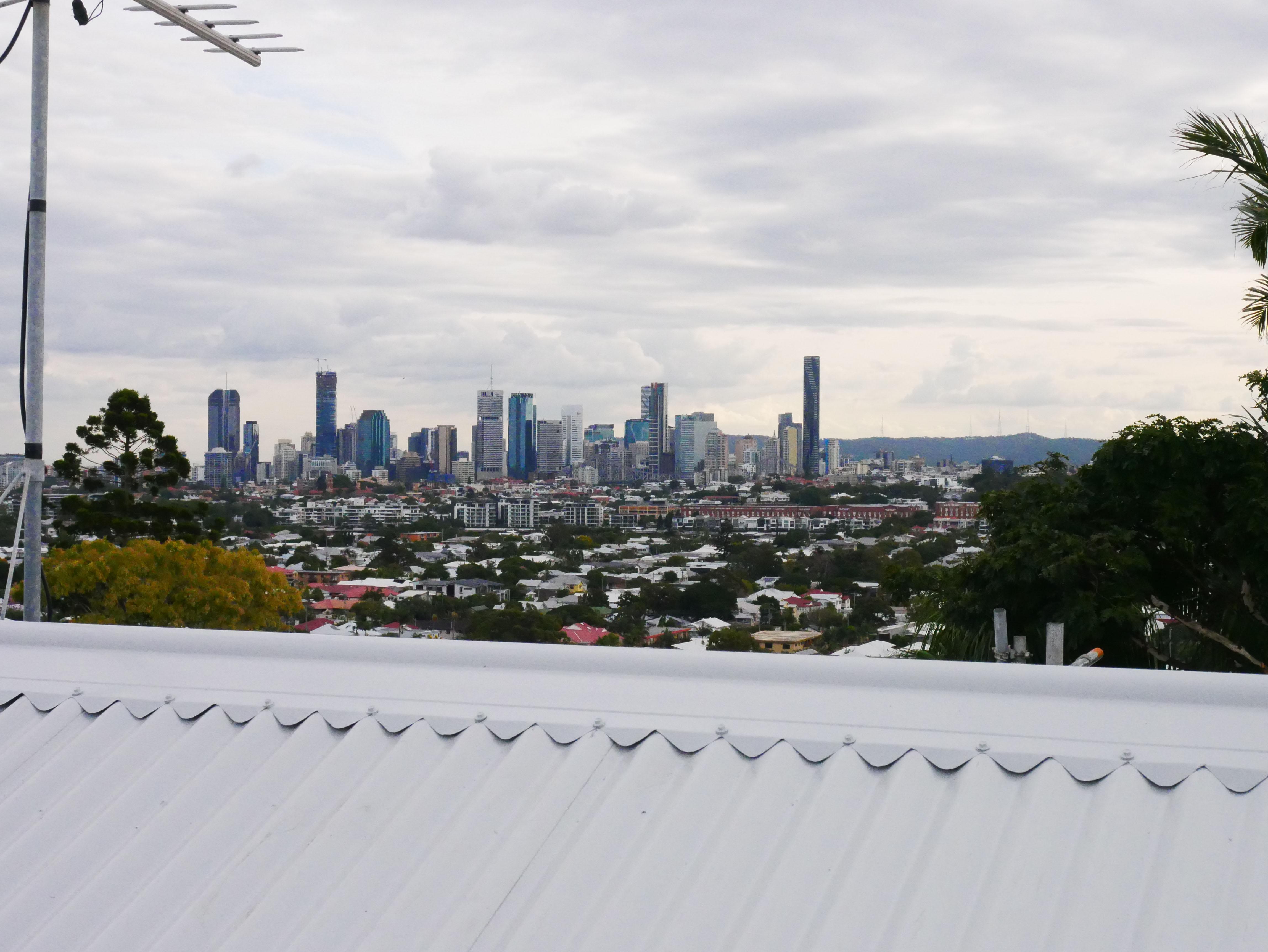 Roofing Balmoral Brisbane Ozroofworks Metal Roofing