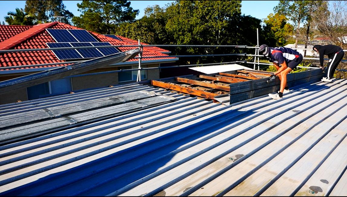 Metal Roofing Darra Metal Roofing Brisbane Ozroofworks