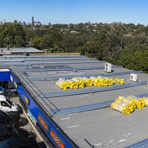 commercial roof replacement brisbane