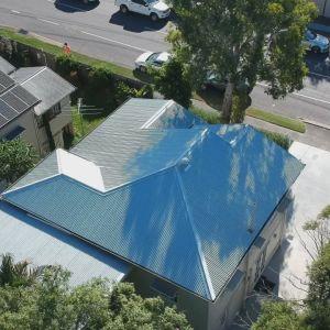 Metal Roofing Windsor Roofing Brisbane Roof